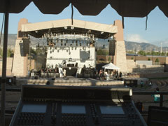 Donna Summer Tour - Albequerque, NM